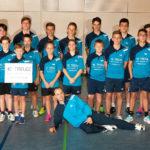 Nachwuchsförderung der SG 1862 Anspach (Abteilung Tischtennis)